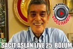 Sacit Aslan Live 25. Bölüm