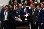 İsmail Kahraman yeniden TBMM başkanı seçildi