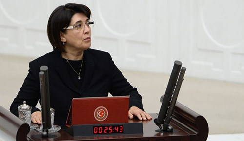 HDP'li Leyla Zana hakkında flaş gelişme