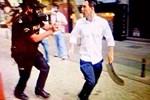 Palalı Sabri'yi ayağından vurdular!..