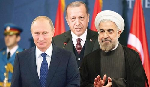 Soçi'de üçlü zirve başladı