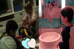 Gülben Ergen'den renkli paylaşımlar