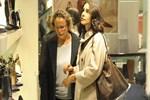 Arzum Onan annesiyle alışveriş turunda