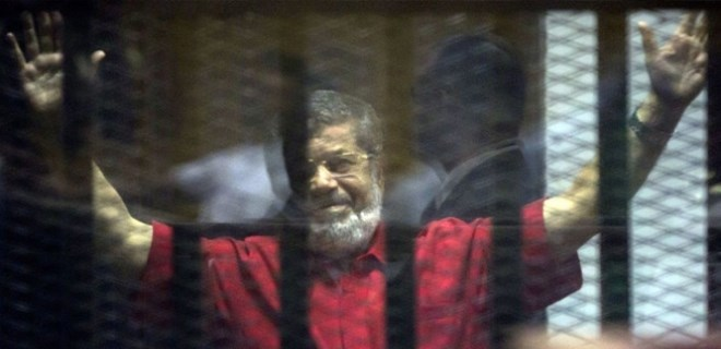 Oğullarından Mursi'nin sağlık durumuyla ilgili açıklama!