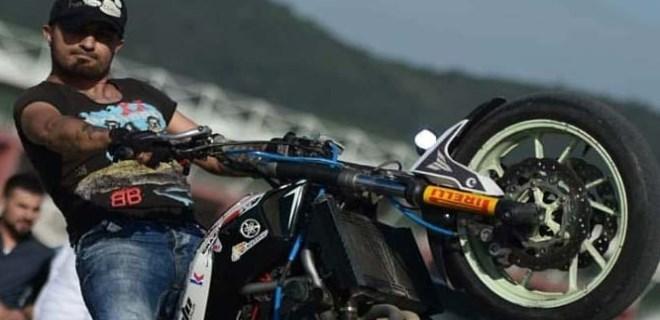 Motosiklet akrobatı 'Turkstunt' kazada öldü!