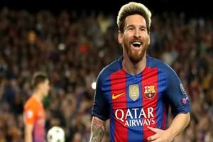 Messi sözleşmesini 2021'e kadar uzattı!
