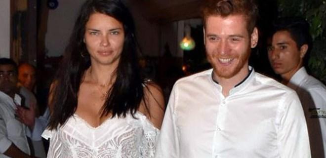 Metin ile Adriana Miami'ye uçtu