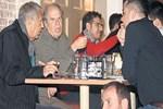 Mustafa Denizli'nin dost sohbeti