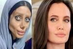 Amacı Jolie'ye benzemekti!