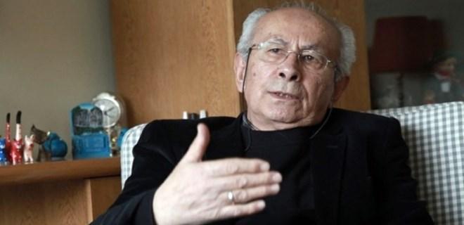 Yazar Fikret Başkaya gözaltına alındı