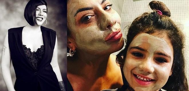 Işın Karaca çekimlere Mia ile hazırlandı