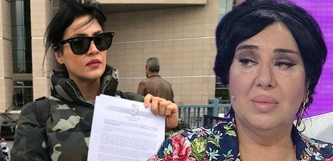 Tuğba Ekinci'den Nur Yerlitaş hakkında suç duyurusu