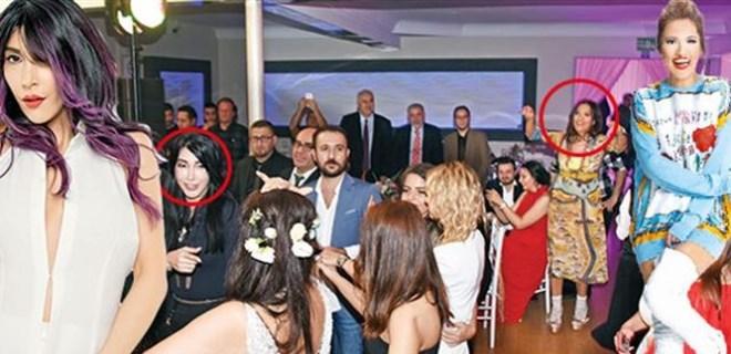 Hande Yener ve Demet Akalın aynı ortamda buluştu