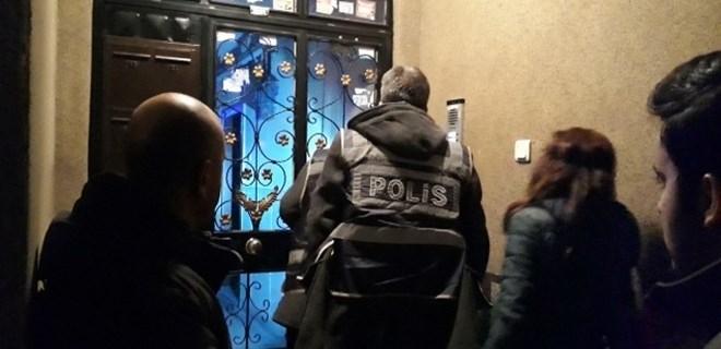 Ankara polisinden cezaevi firarilerine gece baskını