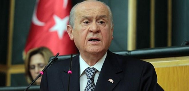 Devlet Bahçeli'den Reza Zarrab açıklaması