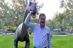 Melih Gökçek'ten 'dinozor' açıklaması