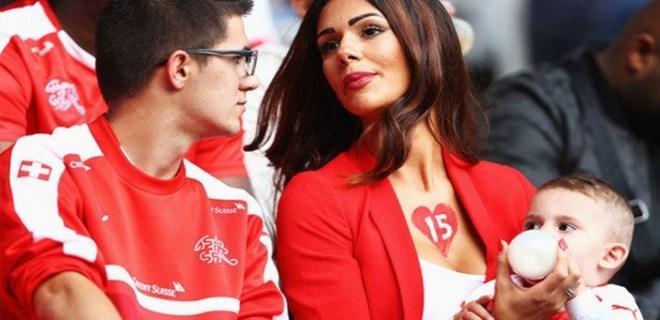 Eski Galatasaraylı Dzemaili boşanıyor