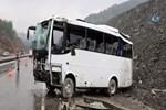 Kahramanmaraş'ta askeri araç kaza yaptı!