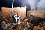 Kastamonu'da iki ev yandı!