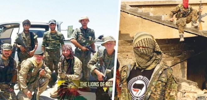 PKK'nın Teksas kampı!