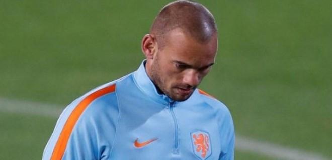 Wesley Sneijder'in yeni adresi belli oldu!
