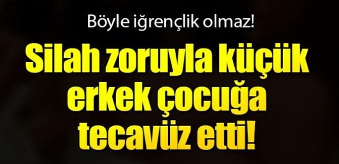 Şanlıurfa'da iğrenç tecavüz iddiası!