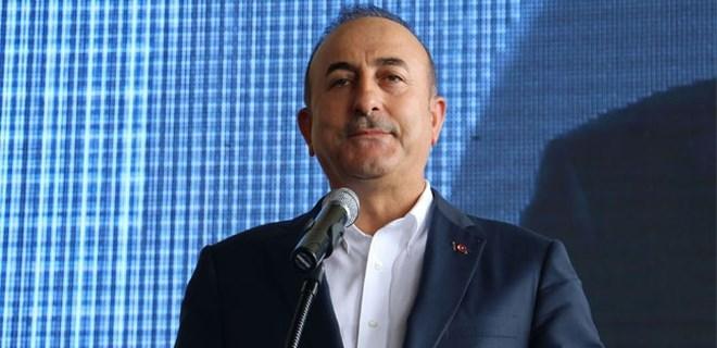 Bakan Çavuşoğlu'ndan flaş Afrin operasyonu açıklaması