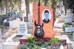 Bora'ya mezarının başında hüzünlü anma