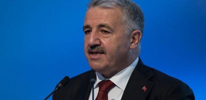 Bakan Ahmet Arslan:
