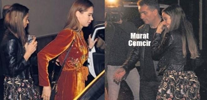 Murat Cemcir yeni sevgilisiyle sobelendi!..