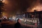 İstanbul'da balık restoranında yangın!