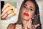 Sosyal medya Gülşen'in 'ellerini' konuştu