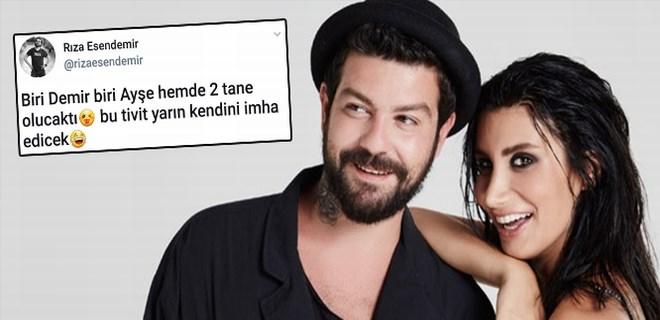 Rıza Esendemir'den olay yaratan tweet!