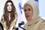 Selin Şekerci Emine Erdoğan'dan özür diledi