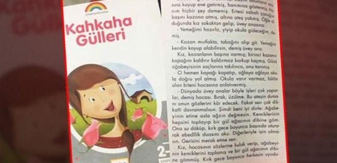 Skandal ifadelerin yer aldığı çocuk kitabı toplatıldı!