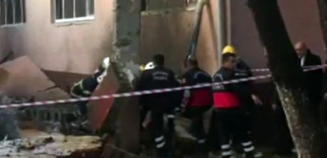 Zonguldak'ta okul kazanı patladı