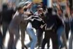 İstanbul trafiğinde akıl almaz kavga!