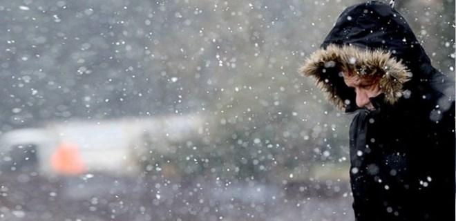 Meteorolojiden karla karışık yağmur uyarısı!