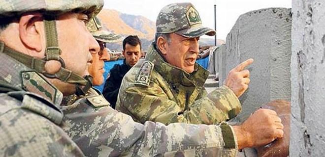 """Orgeneral Akar: """"Bunun lamı cimi yok PKK bitecek"""""""