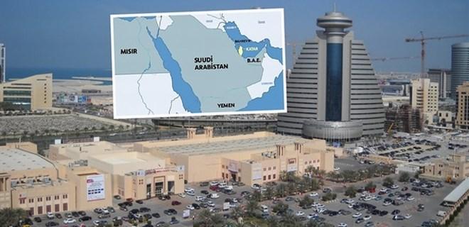 Bahreyn, Katar'dan toprak istedi!