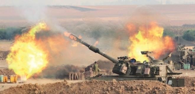 İsrail şok saldırıya hazırlanıyor!