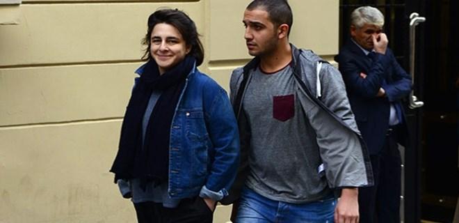 Esra Dermancıoğlu'nun yüzünü güldüren genç