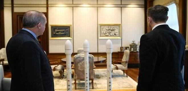 Erdoğan-Elon Musk görüşmesinden sonra flaş gelişme