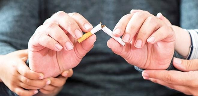 Sigaradan kurtul hayata tutun!