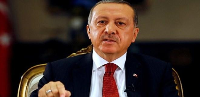 Erdoğan'dan 'çirkin saldırı' için sert sözler