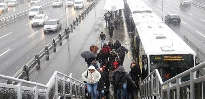 İstanbullular 6 Aralık tarihine dikkat!..