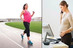 Çalışan hamilelerin dikkatine!