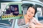 Şoför Nebahat 50 yıl sonra direksiyonda!