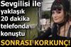 Kadıköy'de dövmecilik yapan 40 yaşındaki Şara Çopur, sevgilisi ile telefonda konuştuktan sonra...