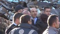 Bakırköy'de yıkım sırasında bir işçi öldü